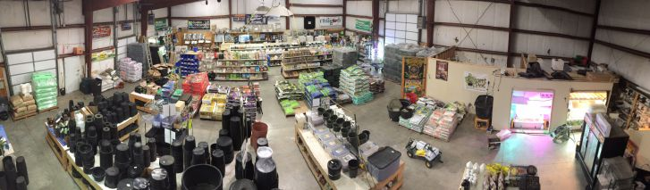 4000 sq. feet of Garden Toys!